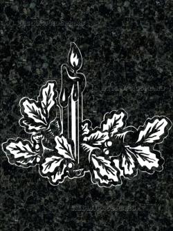 Свечи и ветви