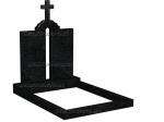 Памятник двойной 04-12